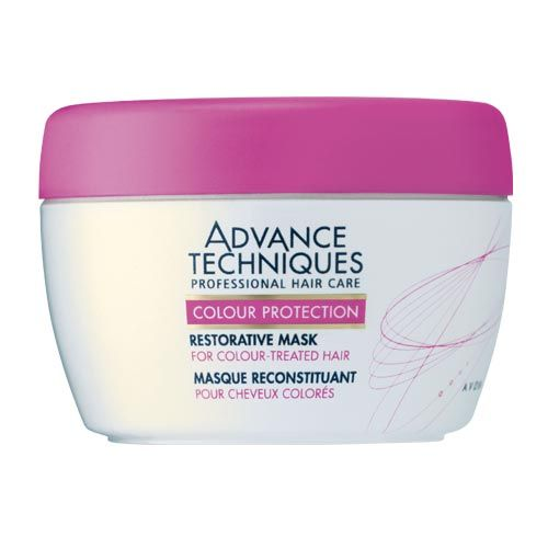 Avon Advance Techniques Colour Protection Restorative Mask
