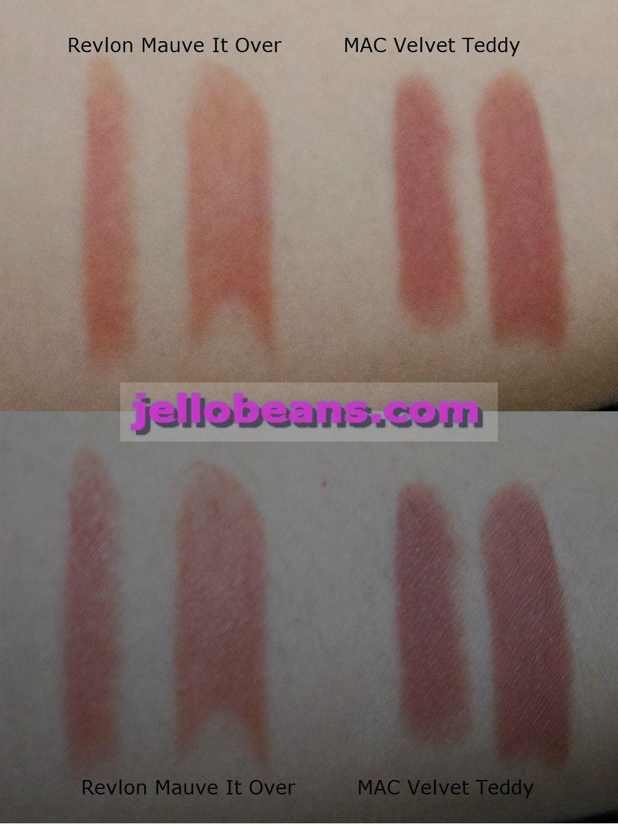 Revlon Matte Lipstick In Mauve It Over Discontinued