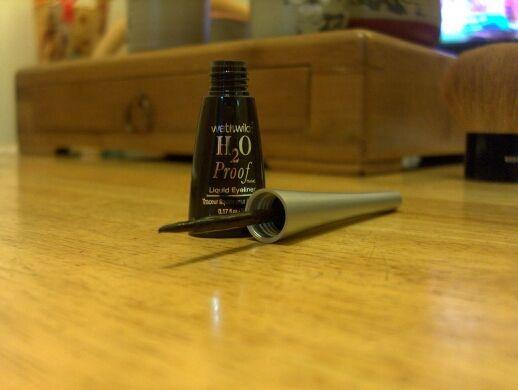 Wet 'n' Wild H2O Proof Liquid Eyeliner