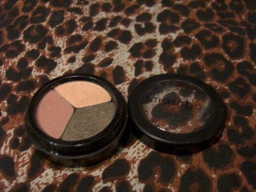 Smashbox Eye Shadow Trio- Smashing Roll Film