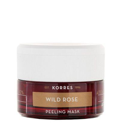 Korres Wild Rose Peeling Mask