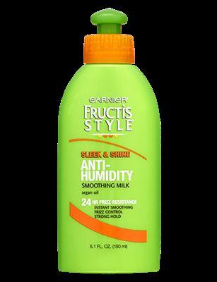Garnier Sleek and Shine Anti-Humidity Styling Cream