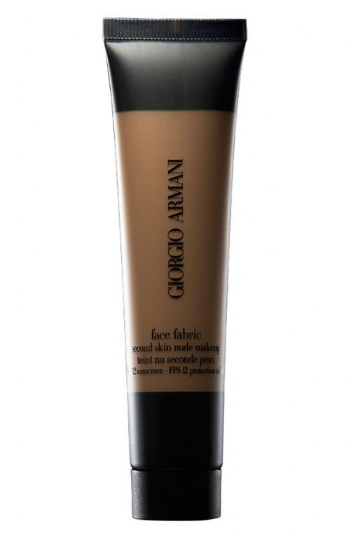 Giorgio Armani Face Fabric Second Skin Nude Makeup