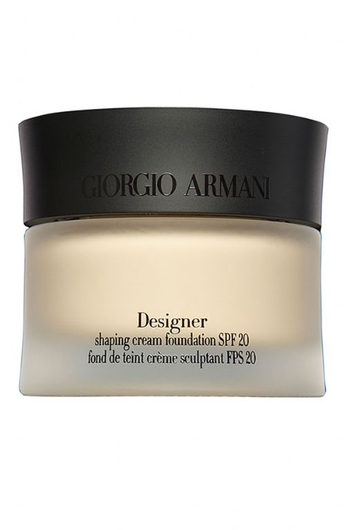Giorgio Armani Designer Shaping Cream Foundation SPF20