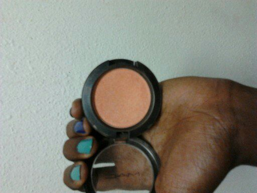MAC Beauty Powder in Personal Style