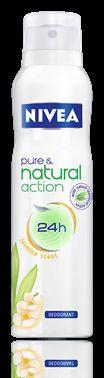 Nivea Pure and Natural Action