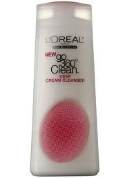 L'Oreal Go 360 Clean Deep Cream Cleanser
