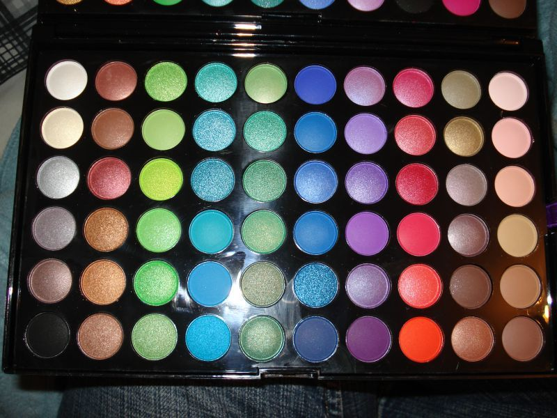 BH Cosmetics 120 Color Palette 2nd Edition   Makeupholic World