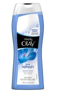 Olay Simply Olay Refresh Body Wash