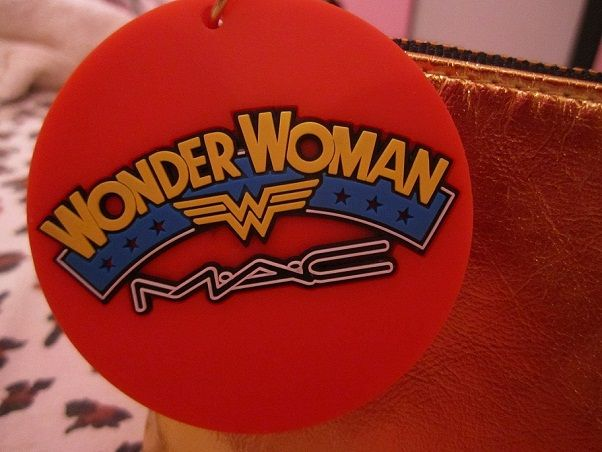 MAC Wonder Woman Face Brush Set