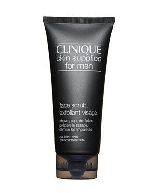 Clinique Facial Scrub for men