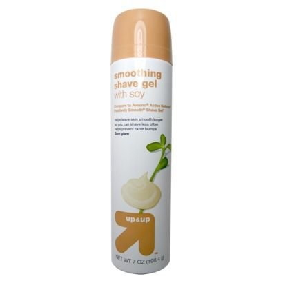 Up & Up Smoothing Shave Gel with Soy