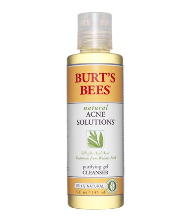 Burt's Bees Natural Acne Solutions - Purifying Gel Cleanser