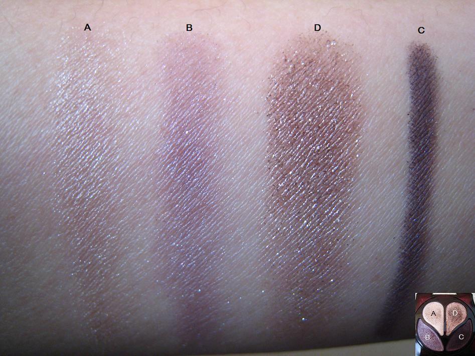 Kanebo Lavshuca Eye Color Select quads