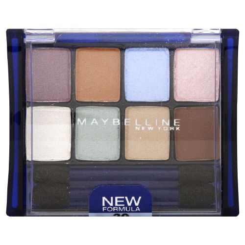 Maybelline Expert Eyeshadow - Hushed Tints