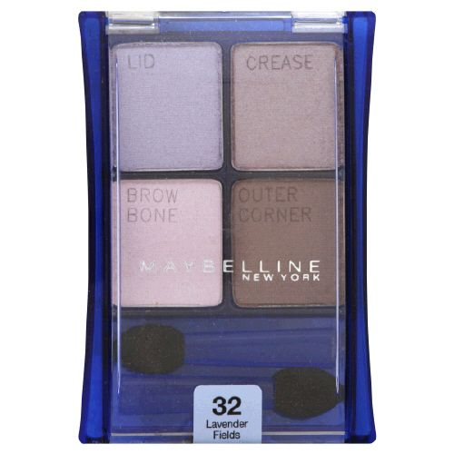 Maybelline ExpertWear Eyeshadow Quad - 32 Lavender Fields