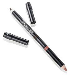 Lancome Color Design Defining and Brightening Eye Pencil Duo - Ruffles Pink