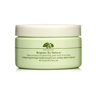 Origins Brighter By Nature High-potency Brightening Peel Pads