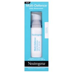 Neutrogena Multi-Defence Daily Moisturiser SPF25
