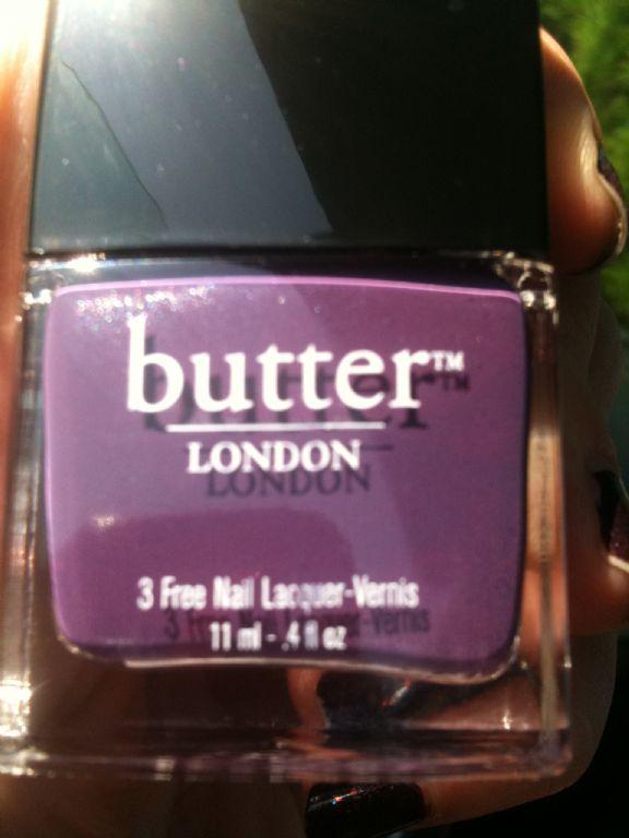 Butter London Marrow