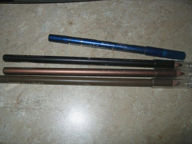 Wet 'n' Wild Kohl Kajal Brow & Eye Liner Pencil