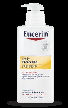 Eucerin Everyday Protection Body Lotion UVA & UVB Spf 15