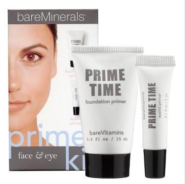 Bare Escentuals Face & Eye Primer Kit