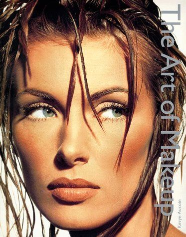 Kevyn Aucoin Book- The Art of Makeup