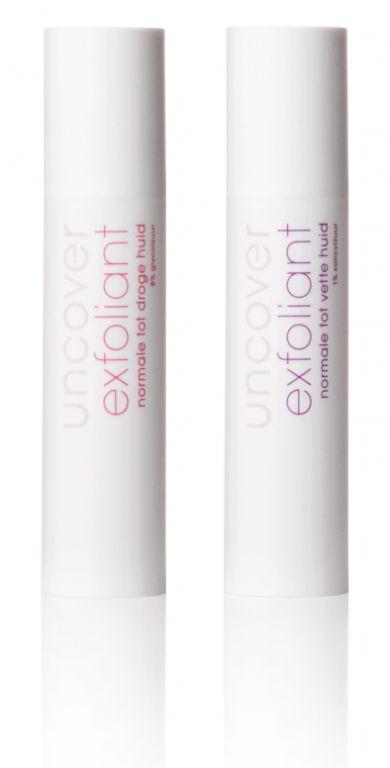 Uncover Skincare Exfoliant