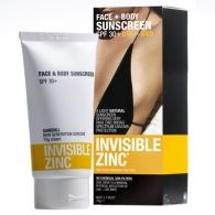 Invisible Zinc - Face & Body Sunscreen SPF 30+