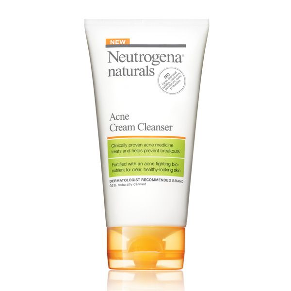 Neutrogena Natural Acne Cream Cleanser Review