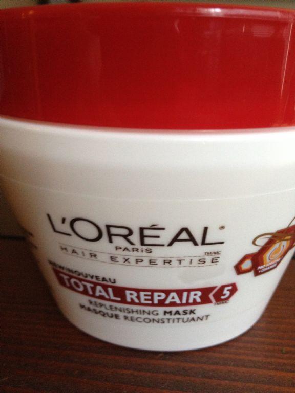 L'Oreal Total Repair Replenishing Mask