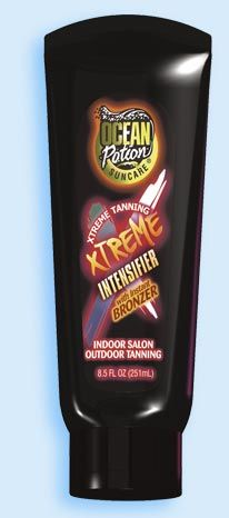 Ocean Potion  Xtreme Intensifier with instant bronzer