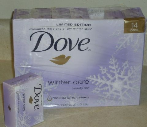 Dove winter care-limited edition