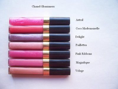Chanel Glossimer - Magnifique 83