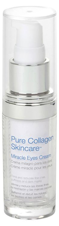 Pure Collagen Skincare - Miracle Eyes Cream