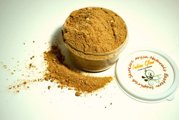 Indian Glow Face and Body Exfoliator-  Ubtan- By Arysa Naturals