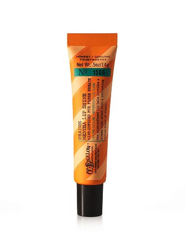 C.O. Bigelow  Orange Mentha Lip Shine