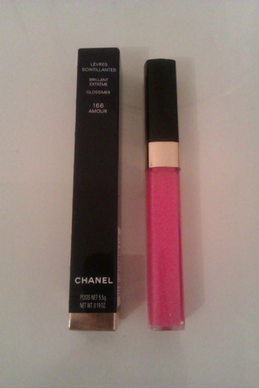 Chanel Glossimer - Amour 166