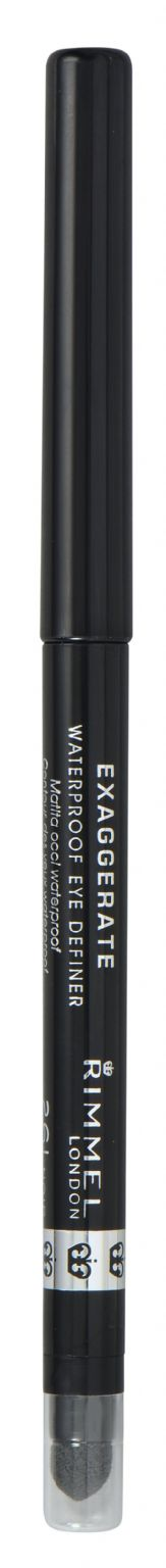 Rimmel Exaggerate Waterproof Eye Definer Pencil