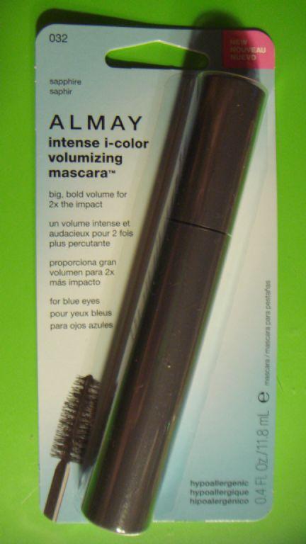 Almay Intense i-color Volumnizing Mascara - Sapphire (032)