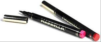 Marbella Permanent Liner Pen in Brown