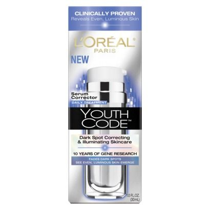 L 39 Oreal Youth Code Dark Spot Correcting Illuminating