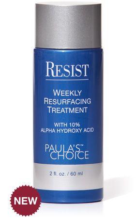 Paula's Choice RESIST Weekly Resurfacing Treatment