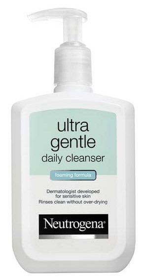 Neutrogena Ultra Gentle Foaming Cleanser