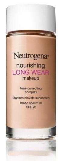 Neutrogena Nourishing Long Wear Foundation