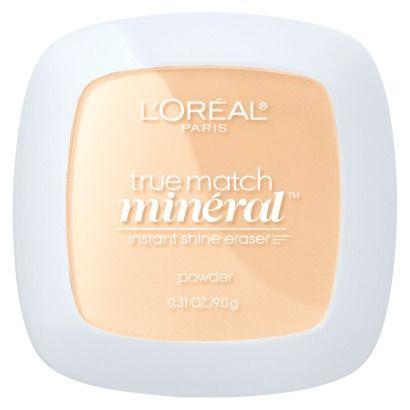 L'Oreal True Match Mineral Instant Shine Eraser