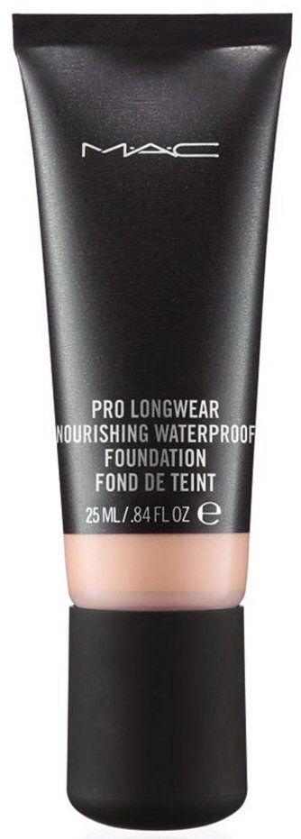 Pro Foundation Mixers By Nyx Professional Makeup: MAC Pro Longwear Nourishing Waterproof Foundation Reviews
