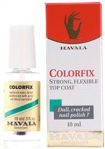 Mavala ColorFix Top Coat