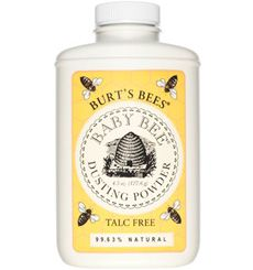 Burt's Bees Baby Bee Dusting Powder Drum [DISCONTINUED]